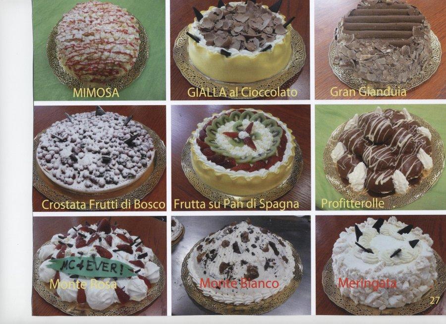 Torte Da Credenza Al Cioccolato : Immagine torte da credenza