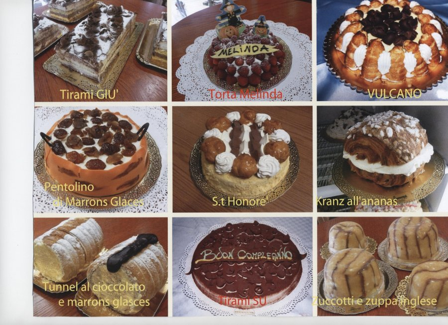 Torte Da Credenza Al Cioccolato : La buona cucina di katty torte e ciambelloni dolci da credenza